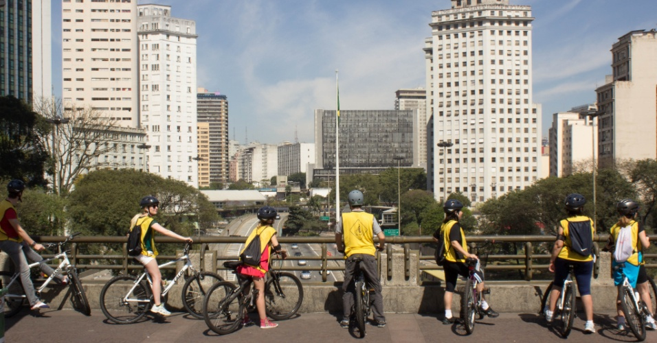 Viagens: Walking Tour e Bike Tour SP no aniversário de São Paulo