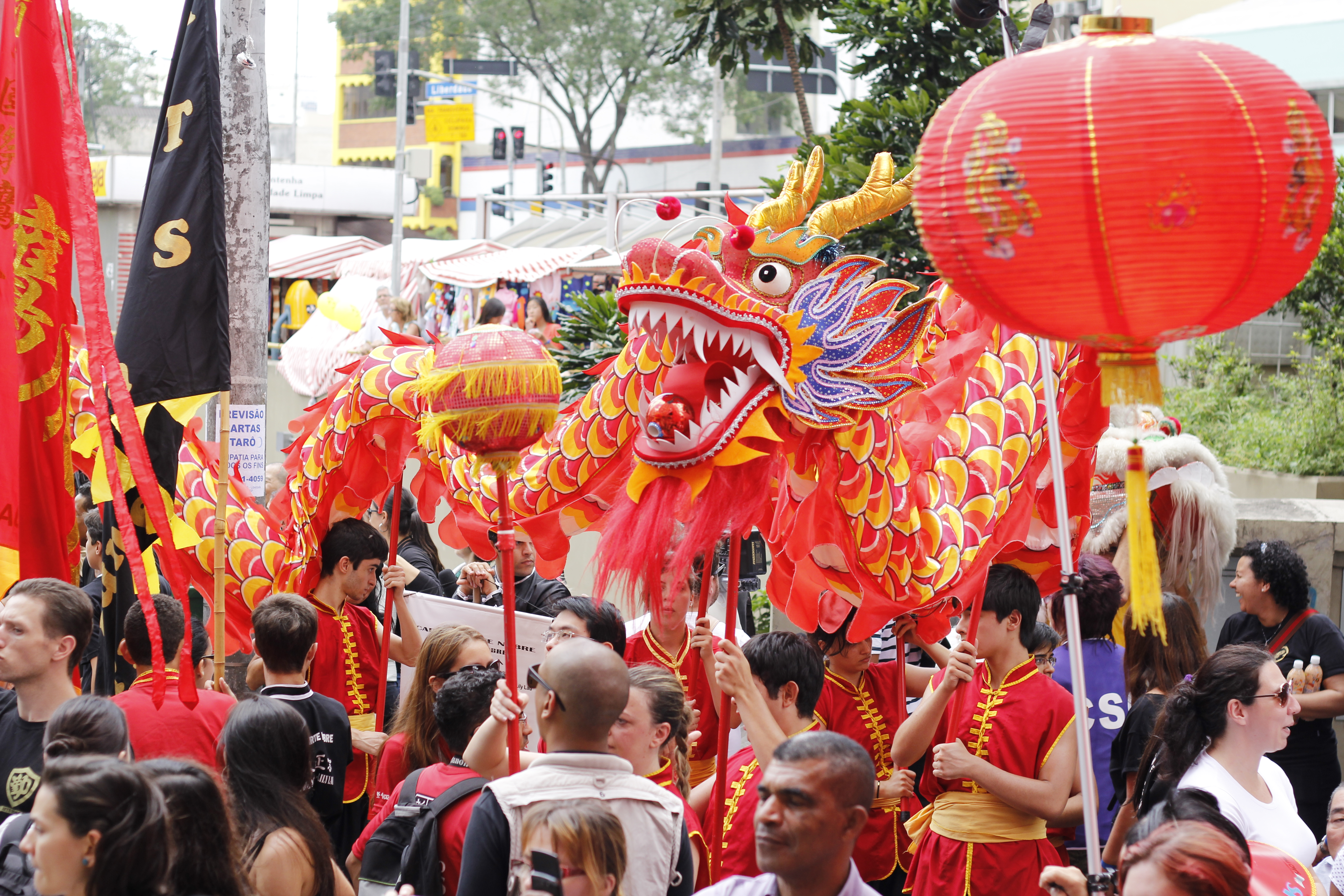 Viagens: Ano Novo Chinês 2014