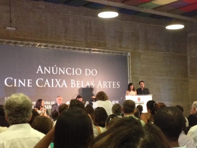 """Cinema: """"O Noitão vai voltar"""", garante dono do Belas Artes"""