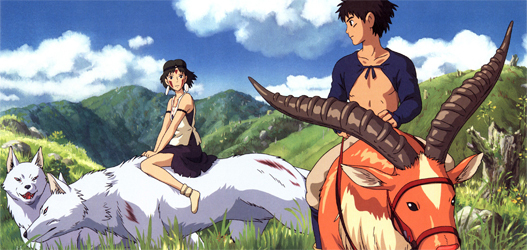 Princesa Mononoke (Hayao Miyazaki, 1997)