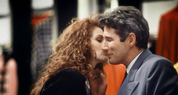 Richard Gere e Julia Roberts