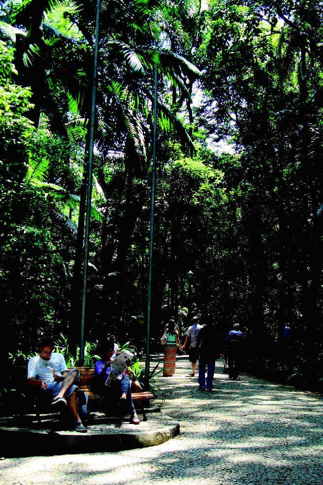 Parque do Trianon (Tenente Siqueira Campos)