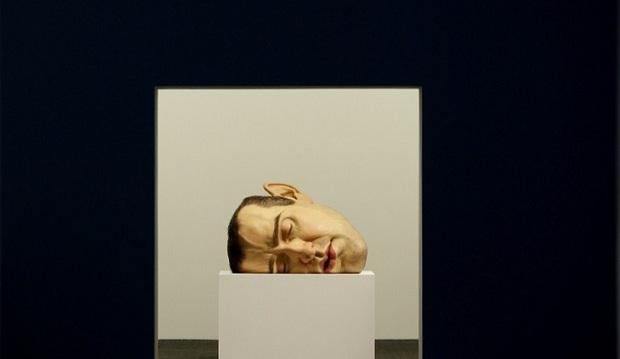 Fotos da exposição de Ron Mueck na Pinacoteca