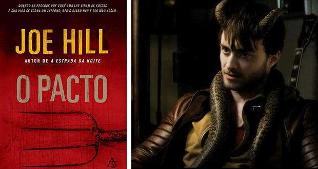 """O Pacto"", de Joe Hill (2010)"