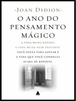 Livro O ano do pensamento mágico