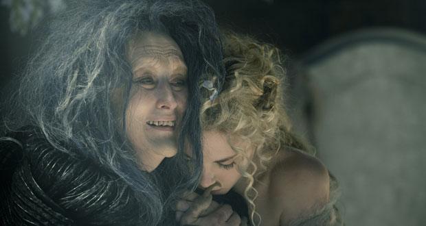 """Teatro: """"Caminhos da Floresta"""": Meryl Streep faz a diferença em musical com contos de fadas"""