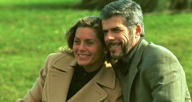 """Helena e Pedro, de """"Laços de Família"""""""