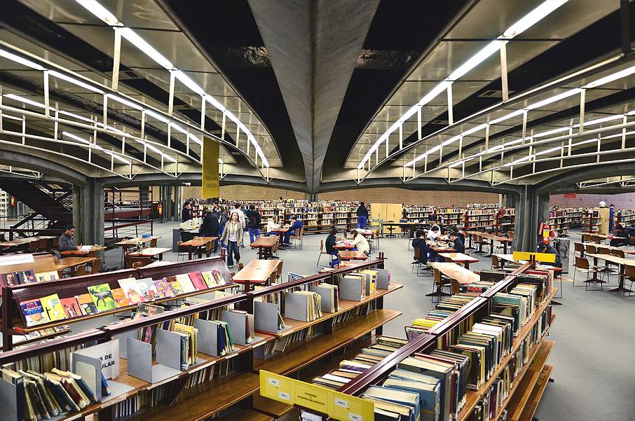 Biblioteca Sérgio Milliet