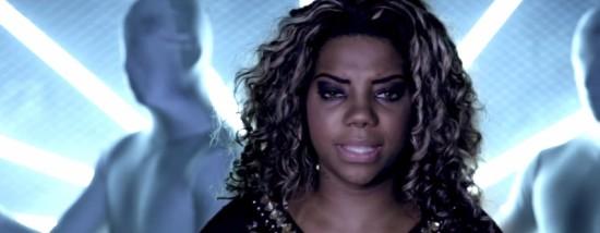 "Shows: MC Ludmilla, ex-MC Beyoncé, lança clipe de ""Sem Querer"""