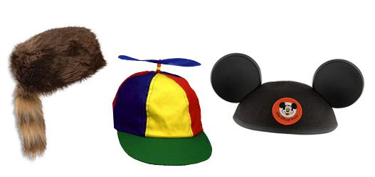 chapéus carnaval