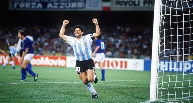 Itália e Argentina em 1990