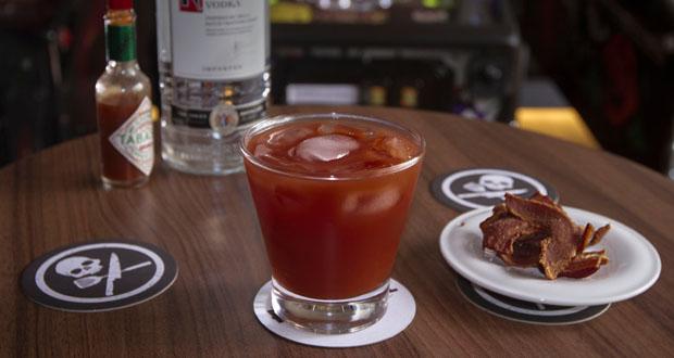 Bar no Baixo Augusta cria inusitados drinks de bacon