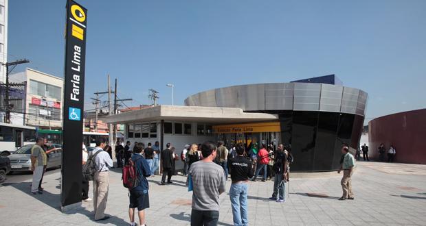 Estação Faria Lima