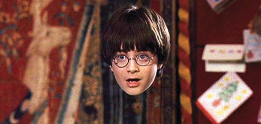 Capa de Invisibilidade do Harry Potter