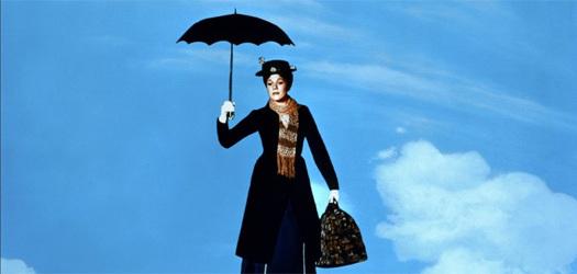 Guarda-chuva da Mary Poppins