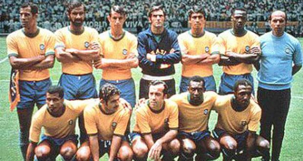 Jogadores da sele o brasileira que venceram copas do mundo guia da semana - Logo club foot bresil ...