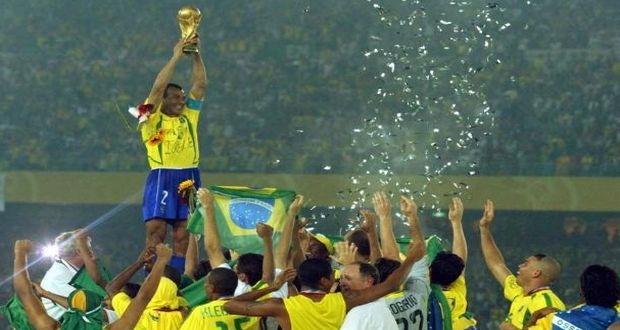 Seleção Brasileira - 5 títulos