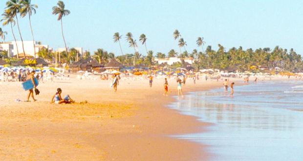Viagens: Praia de Stella Maris