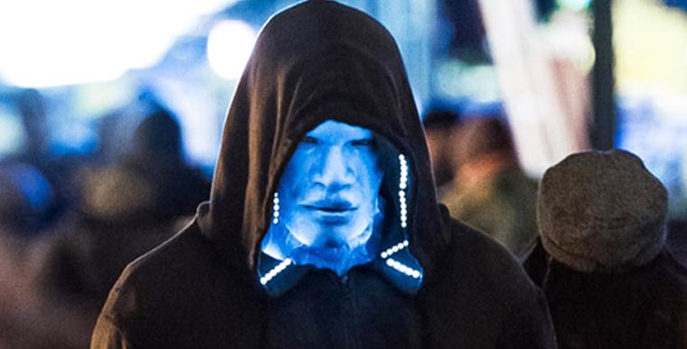 Jamie Foxx como Electro