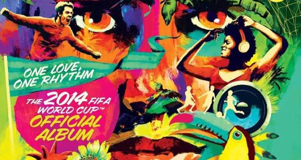 Música: Ouça as músicas do álbum oficial da Copa do Mundo 2014
