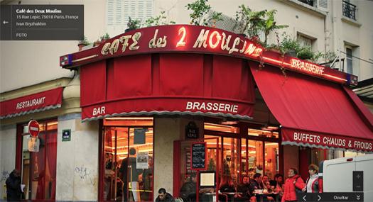Café les Deux Moulins