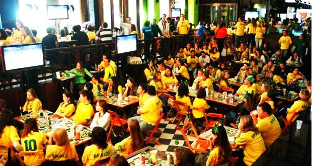 Bares para ver a Copa do Mundo em São Paulo