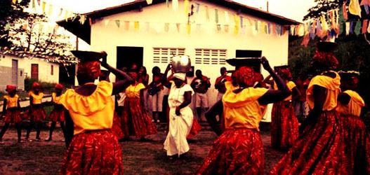 Samba de Roda Garoa do Reconcavo