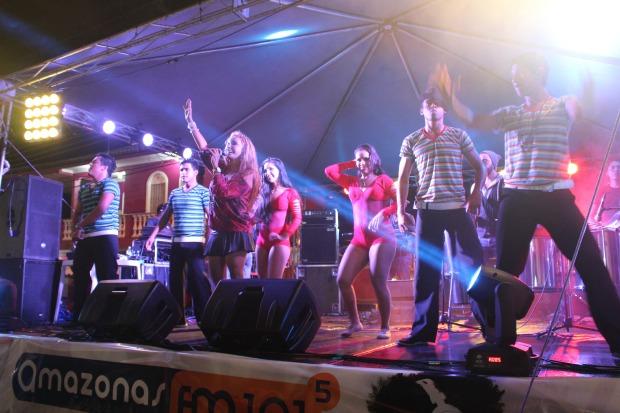 Viagens: FIFA Fan Fest em Manaus - dia 20 de junho