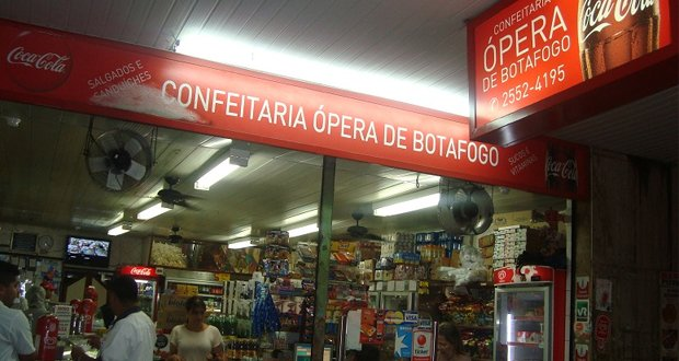 Confeitaria Ópera Botafogo