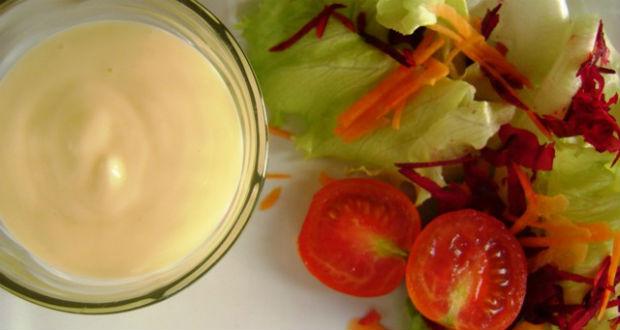 Molhos prontos para salada