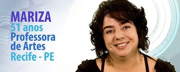 Mariza participante do BBB15