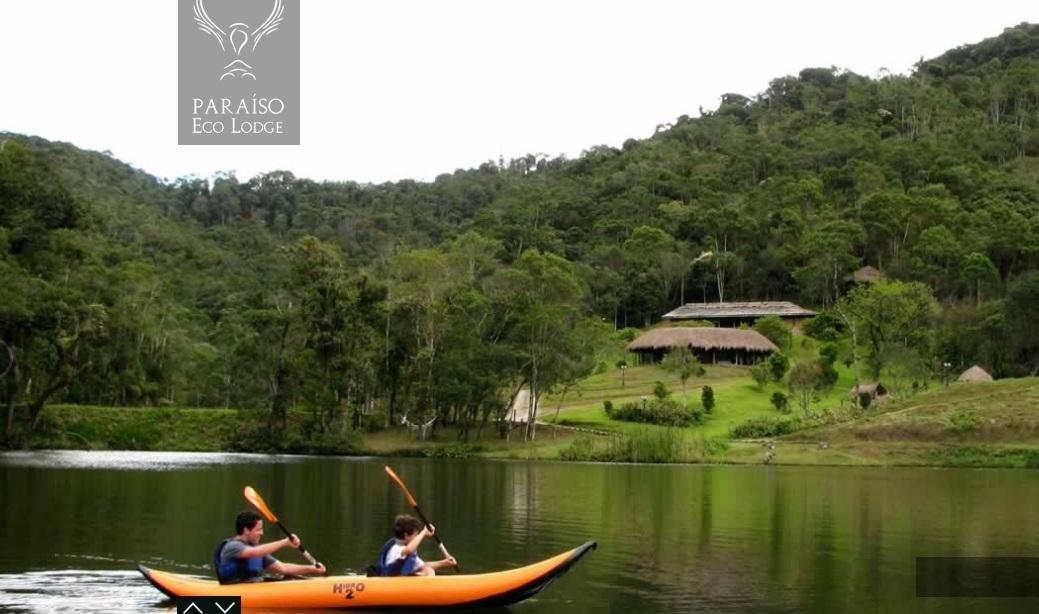 Paraíso Eco Lodge – Ribeirão Grande/SP