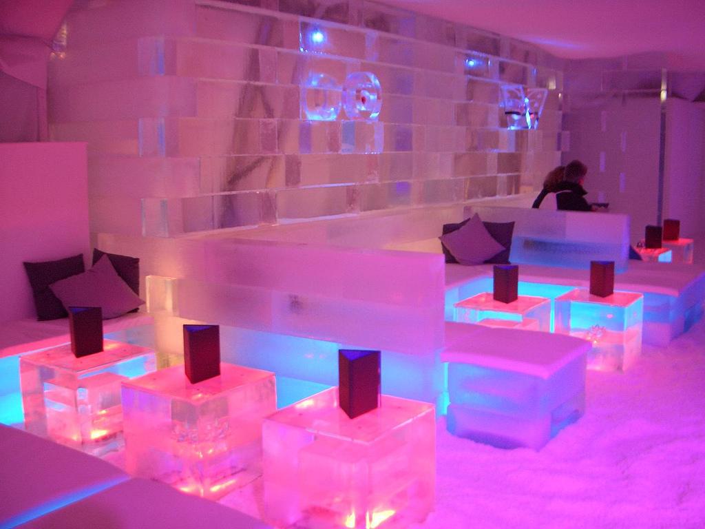 6 bares de gelo para conhecer na Europa