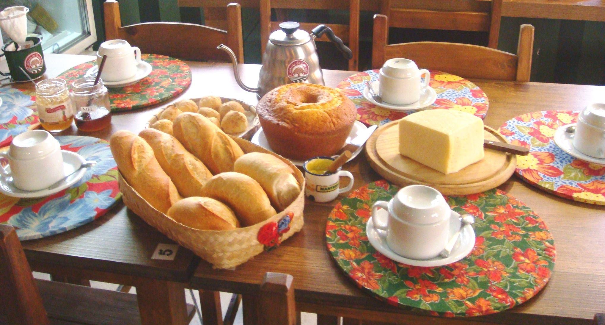 Cafeteria da Fazenda