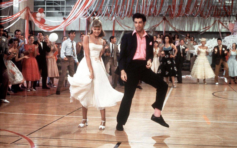Grease: Nos Tempos da Brilhantina (1978)