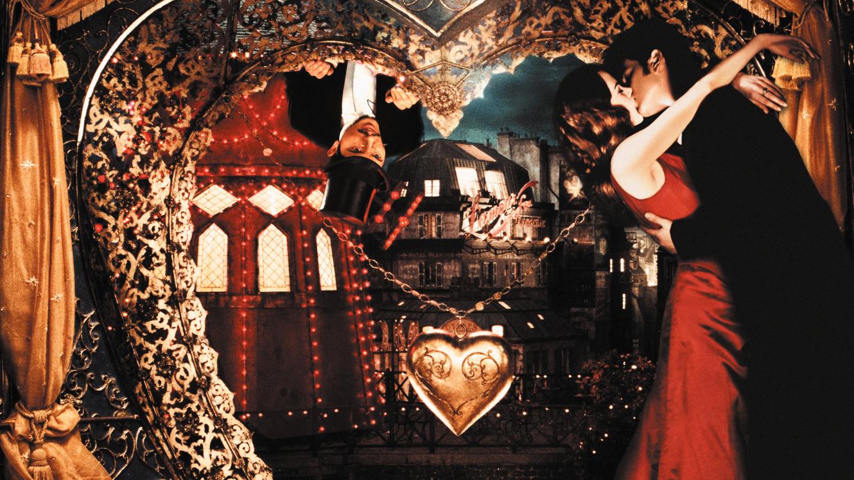 Moulin Rouge: O Amor em Vermelho (2001)
