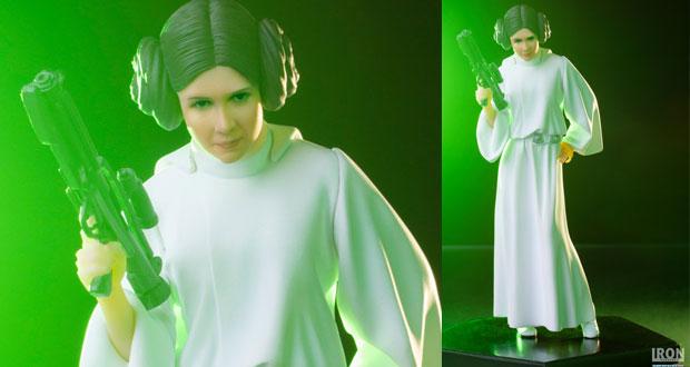 Princess Leia Art Scale 1/10