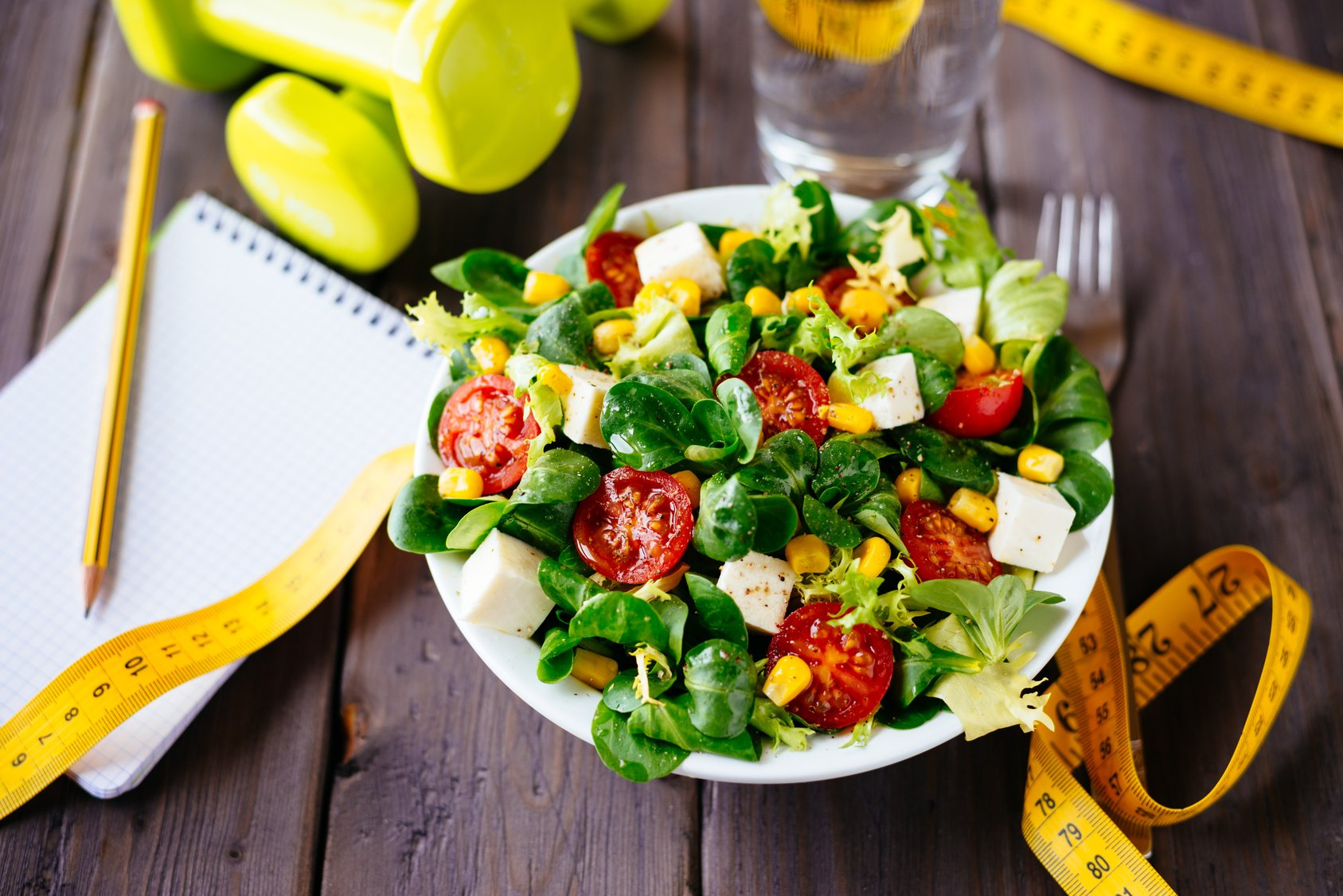 Resultado de imagem para 5 bases de uma salada