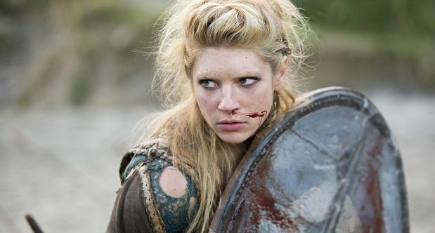 1- Lagertha - Vikings