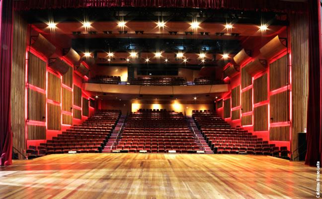 Arte: Teatro Cetip