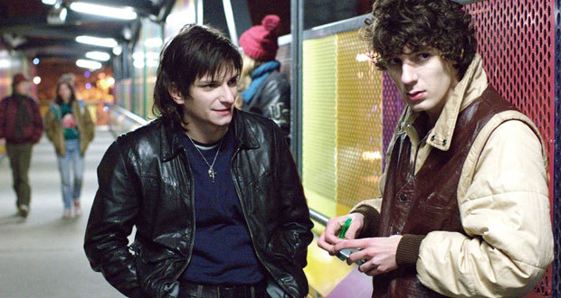 """Vincent Lacoste e Arnaud Azulay interpretam a dupla Daft Punk no filme """"Eden"""""""