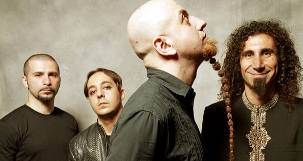 System of a down no rock in rio 2015