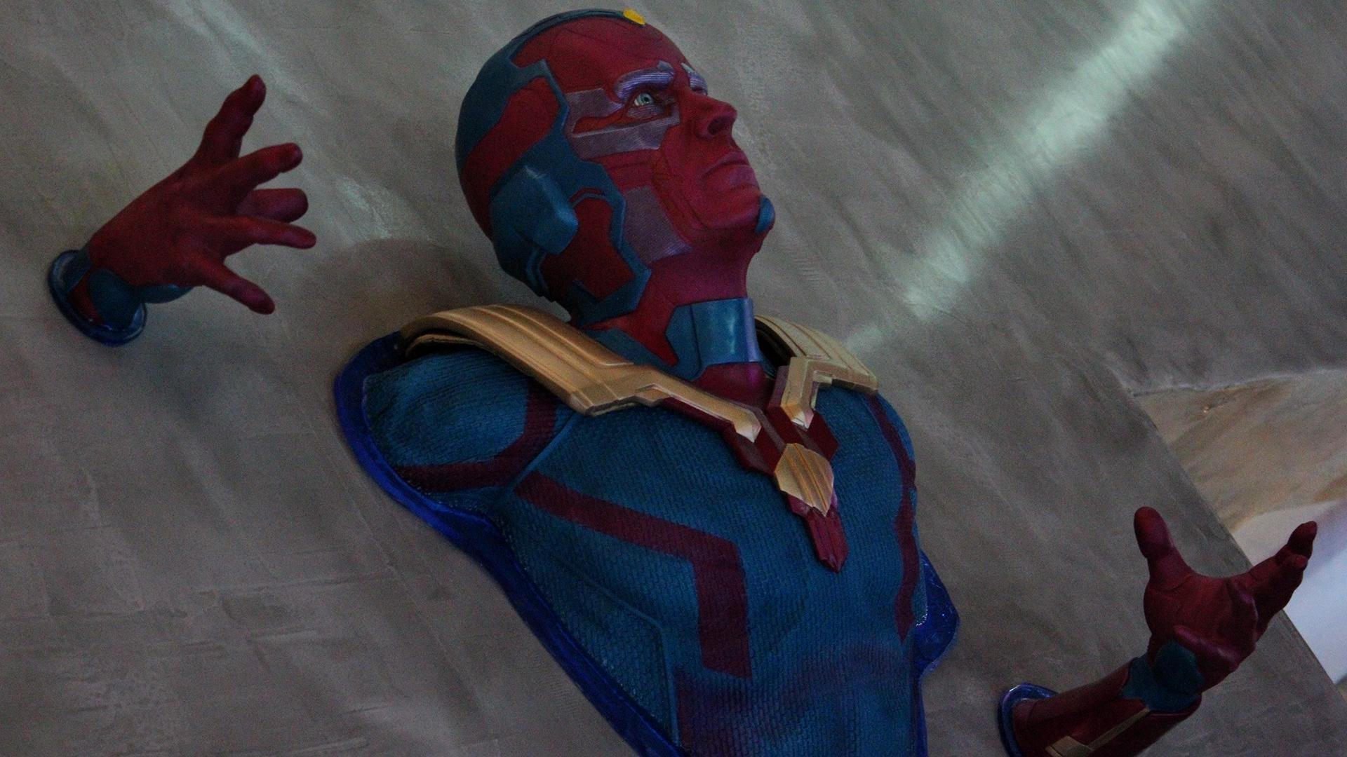 Exposição Vingadores: Era de Ultron