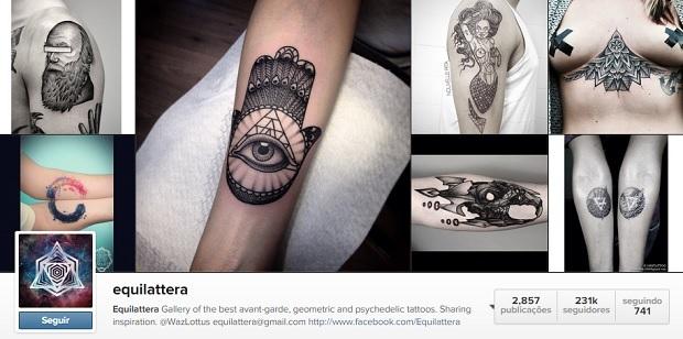 tatuador equilattera