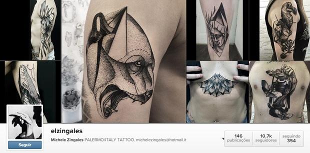 tatuadora MICHELE ZINGALES