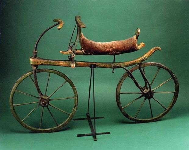 bicicleta para decorar a casa