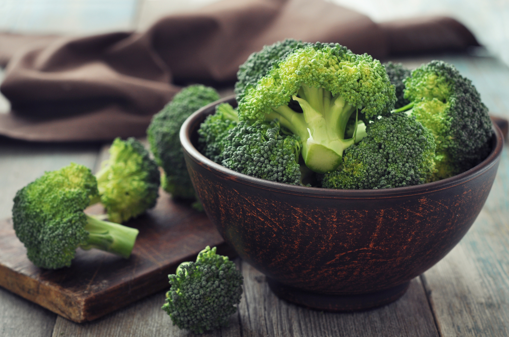 Priorize alimentos naturais