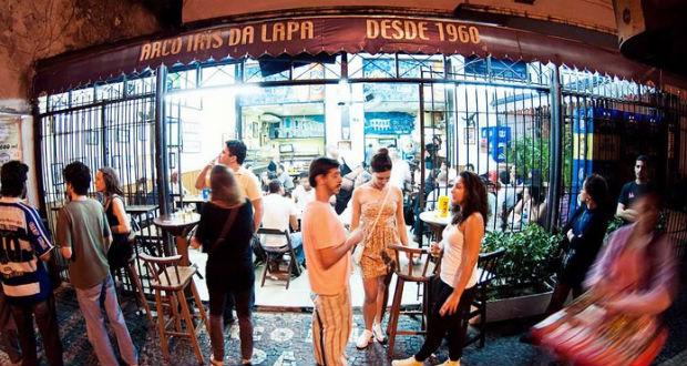 Os 8 melhores bares da Lapa
