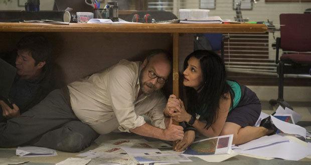 Paul Giamatti e Archie Panjabi em cena do filme