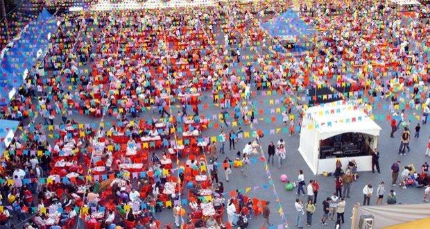 O feriado de Corpus Christi está recheado de festas juninas por São Paulo 32d3f267324